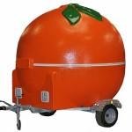 Orange aussen